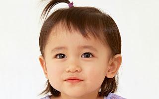 Model rambut pendek lucu untuk anak perempuan
