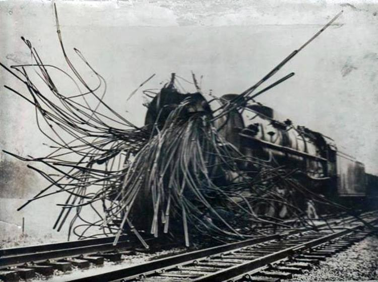Industrial History: Boiler Explosion of C&O T-1 #3020 on May 1948