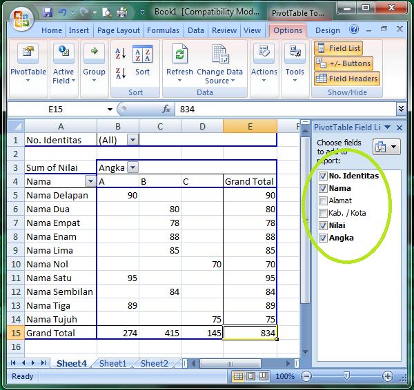 Tips, Trik, Komputer, MS Office, Excel
