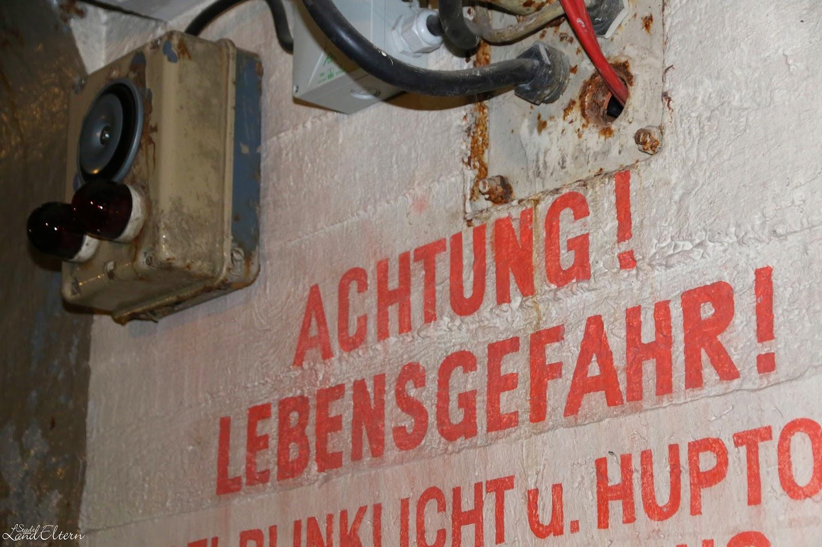 Dokumentationsstätte Regierungsstation Ahrweiler - Schließanlage