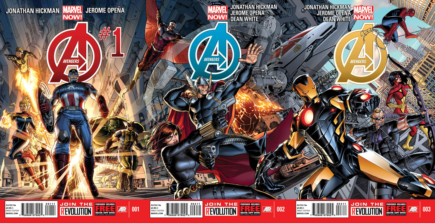 Comic Aun Book Cover Illustration Ver : Comic book army nueva alineacion de los avengers