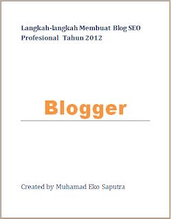 Langkah-langkah Membuat Blog SEO, E-Book SEO