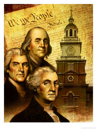 Founding Fathers: What Were They Thinking? (NH Humanities) Registration Requested @ 6:30pm on Thursday, 5/9/2019