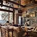 Rústicas do interior idéias de decoração