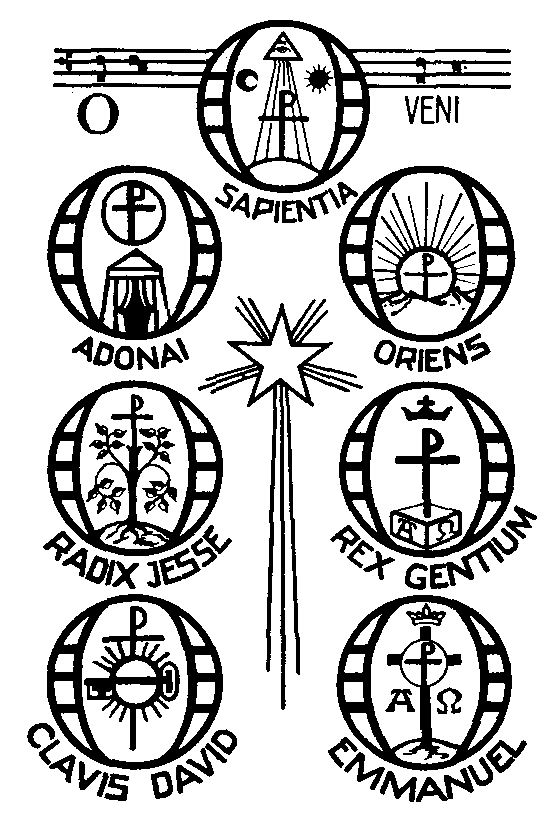 The Path Of Life O Antiphons