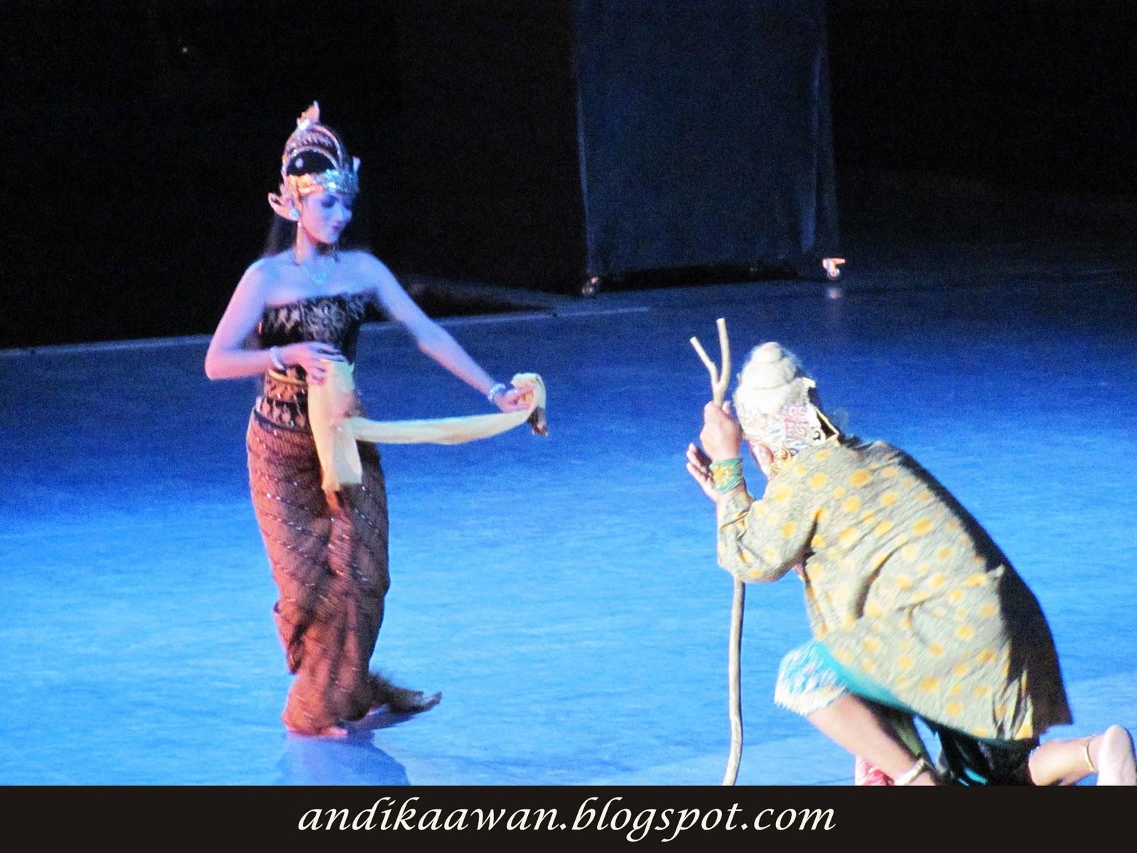 Sendratari Ramayana - Drama Kolosal dalam Balutan Tarian Etnik Jawa