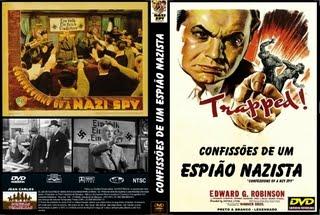 CONFISSÃO DE UM ESPIÃO NAZISTA (1939)