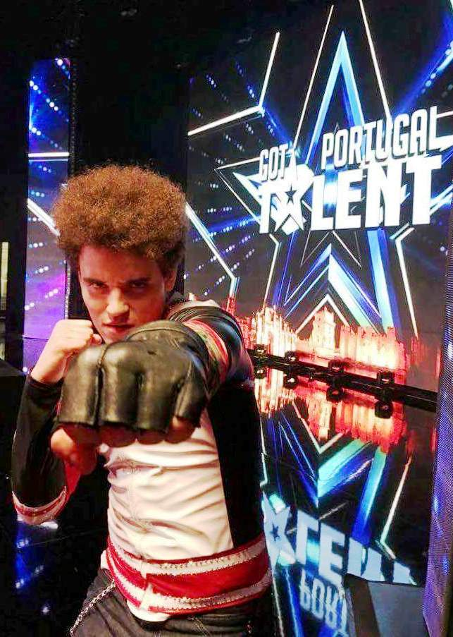 RODRIGO VIEGAS COELHO COM 4 «SINS» NO GOT TALENT PORTUGAL