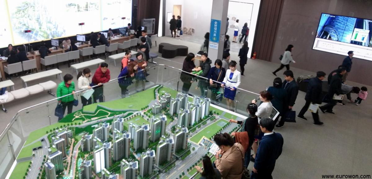 Venta de apartamentos en Seúl