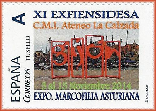 Sello personalizado letronas Gijón