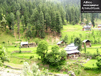The scenic beauty of Sharda