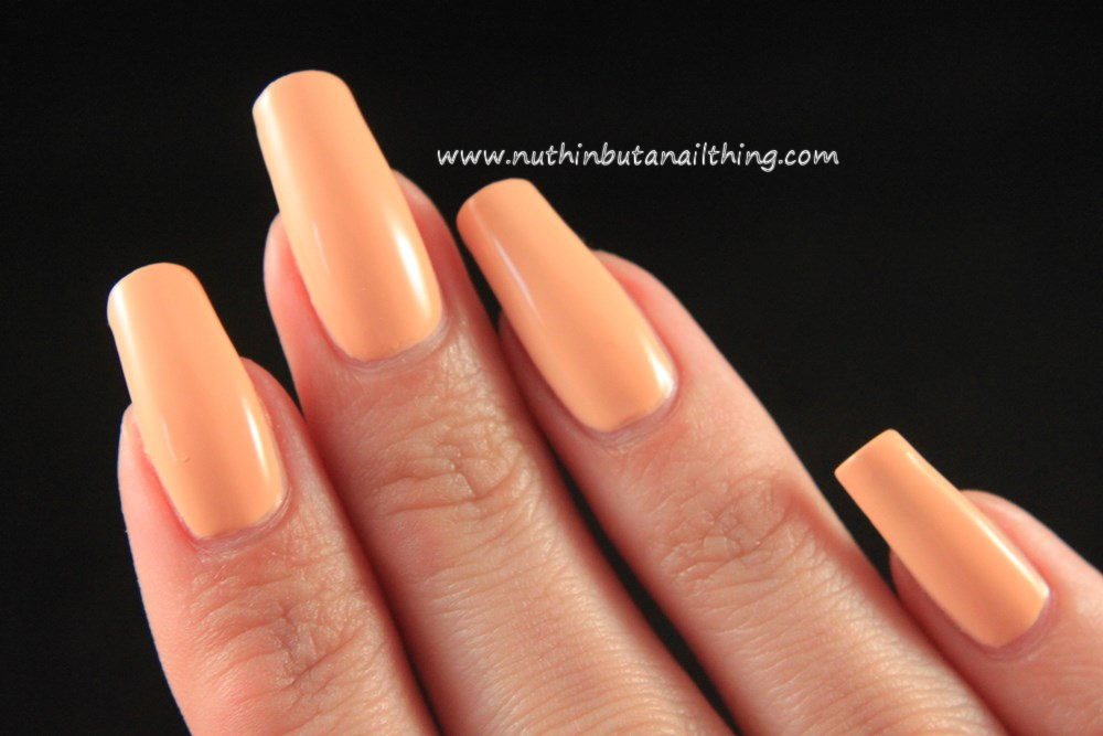 Models Own - Peach Melba