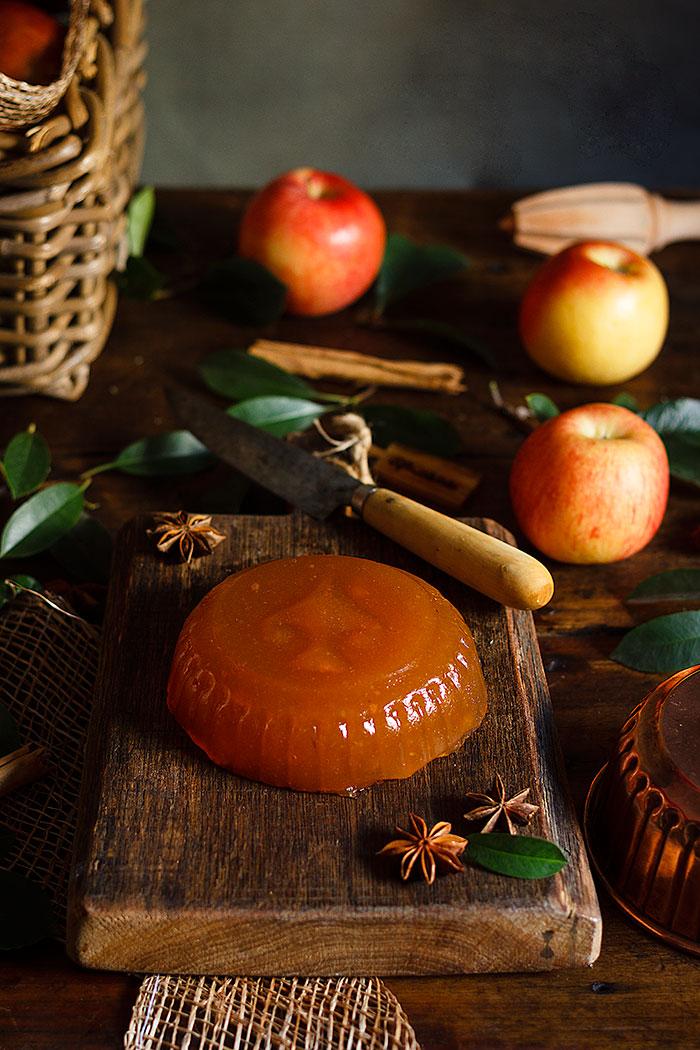 Dulce de manzana