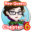 FarmVille Haunted Hollow Chapter 6 (VI) Quest Icon