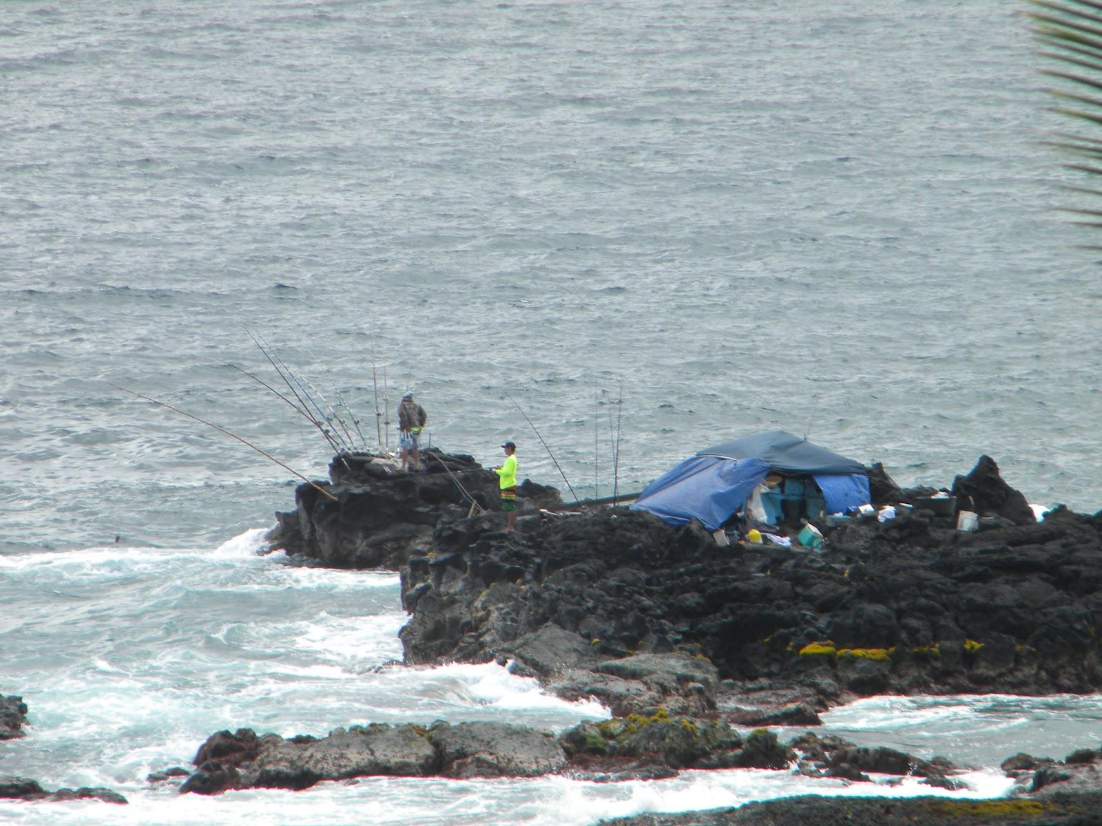 All hawaii news august 2013 for Fishing big island hawaii