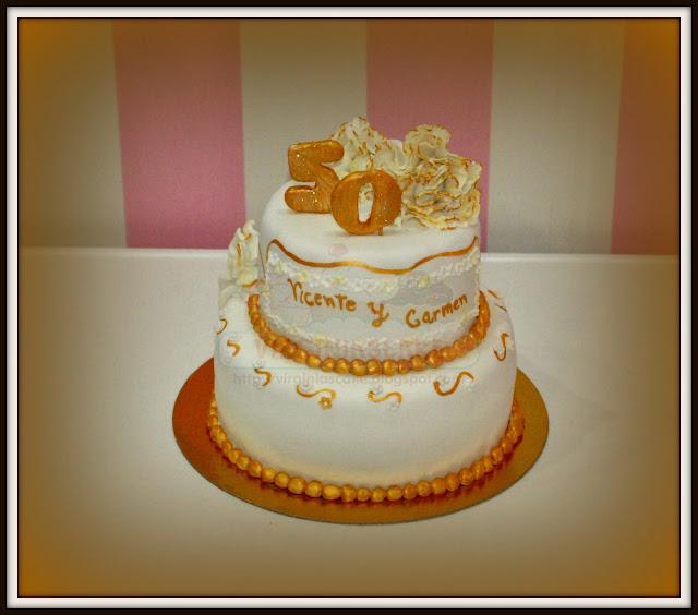 Torta de 50 años mujer - Imagui