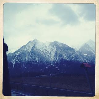 Durch die Schweiz
