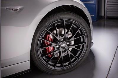 2016 Mazda Miata BBS wheels