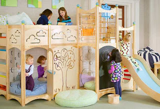 Azima's Wonderland: Kids Bed