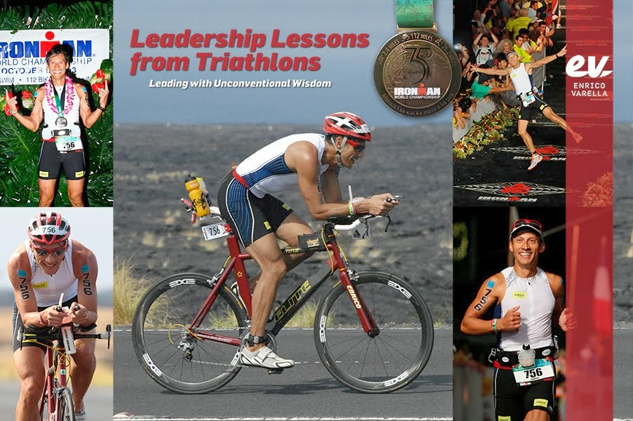 Leadership Lessons From Triathlons