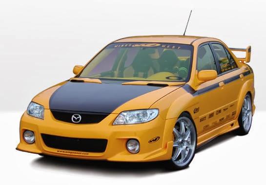 Car Body Design: Style Mazda Body Kits