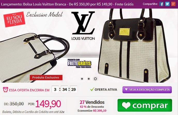 http://www.tpmdeofertas.com.br/Oferta-Lancamento-Bolsa-Louis-Vuitton-Branca---De-R-35000-por-R-14990---Frete-Gratis-832.aspx