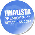 Finalista Premio Bitacoras.com 2011