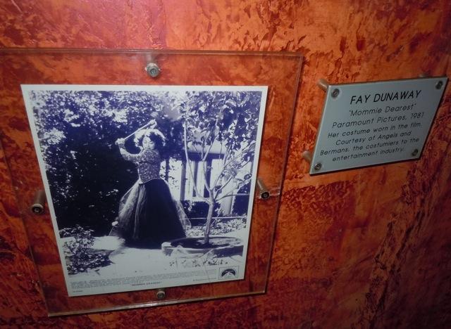 Faye Dunaway Mommie Dearest