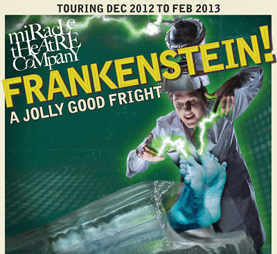 Miracle Theatre - Frankenstein