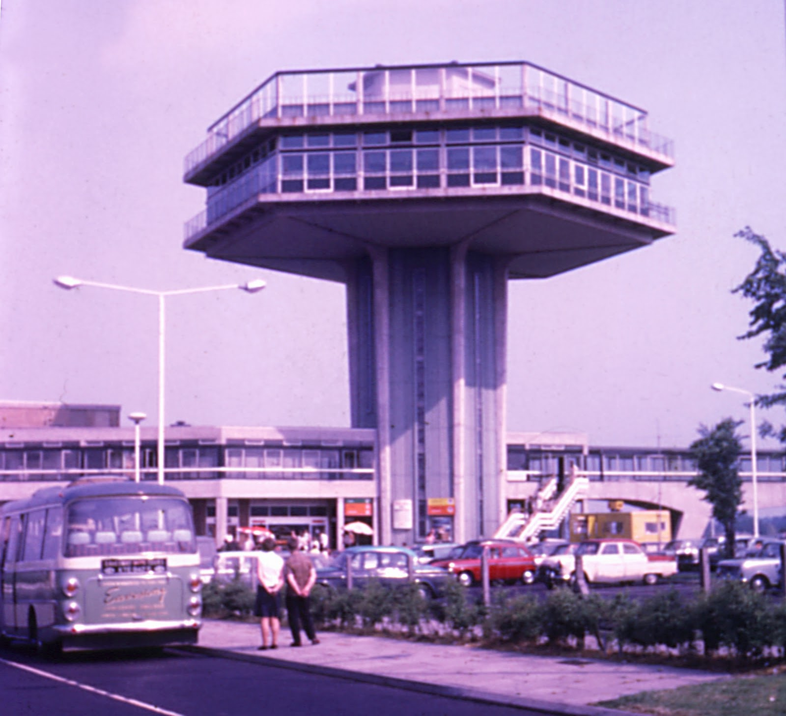 The Tower At Forton Services