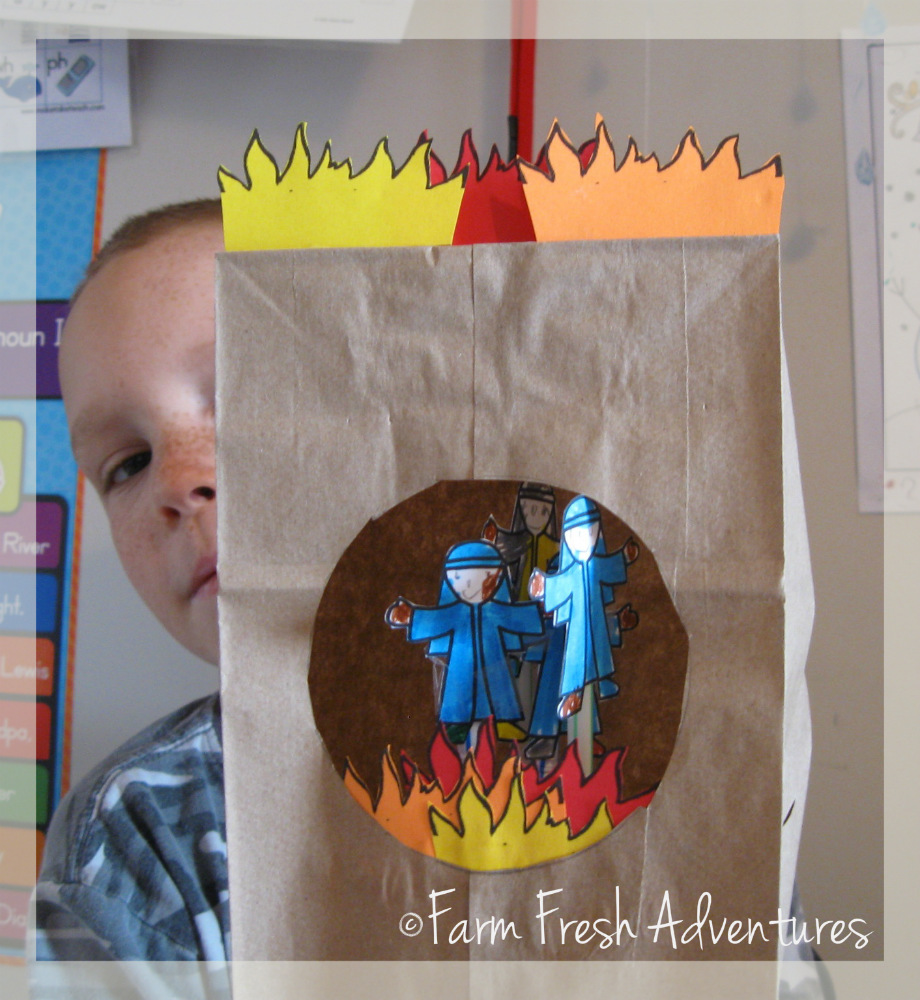 farm fresh adventures a fiery furnace craft