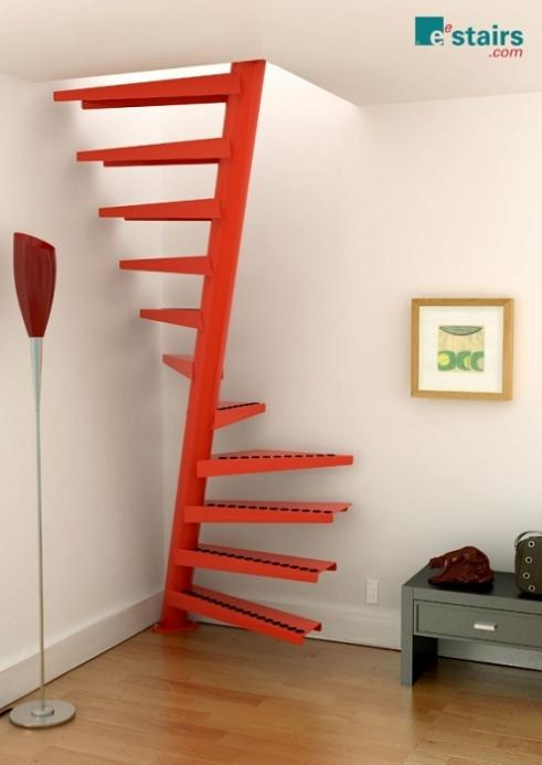 15 Awesome Staircases and Amazing Staircase Designs - Part 3.