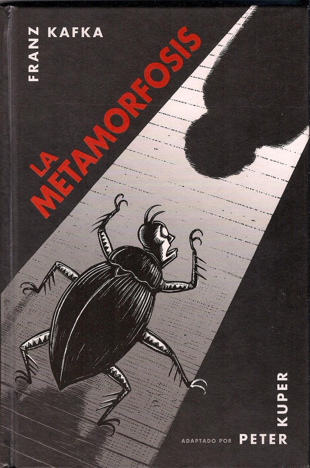 la metamorfosis kafka comic