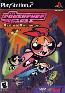 The Powerpuff Girls   Relish Rampage   PS2