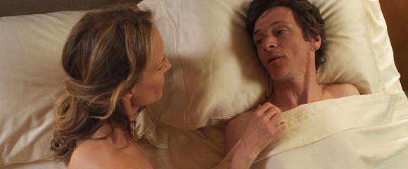 Helen Hunt e John Hawkes em AS SESSÕES (The Sessions)