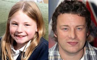 Martha Payne Jamie Oliver