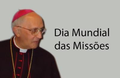 """""""O Dia Mundial das Missões é a primeira evangelização"""""""