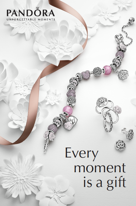 Win with Pandora's Daily Draws (7-15 March)
