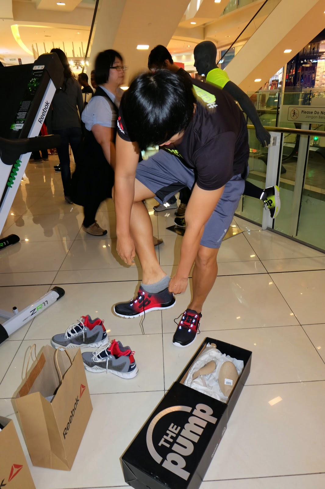 reebok shoes in malaysians people