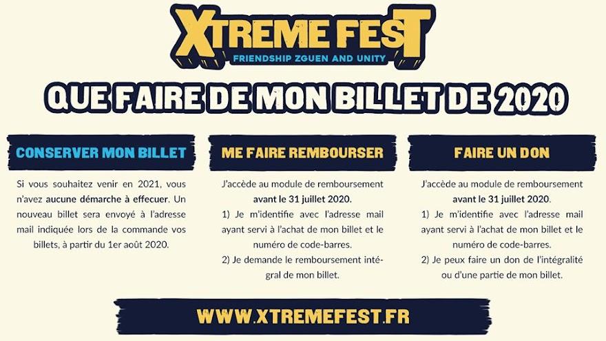 Partenaire du Xtreme Fest