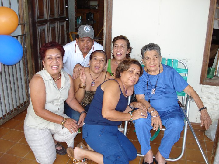 Mi familia Núñez Rodríguez