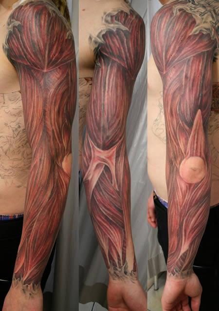 Aiz Tattoo Gallery: Amazing Arm Tattoos