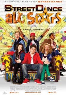 Film Streetdance All Stars (2013) di Bioskop Taman Anggrek XXI Jakarta