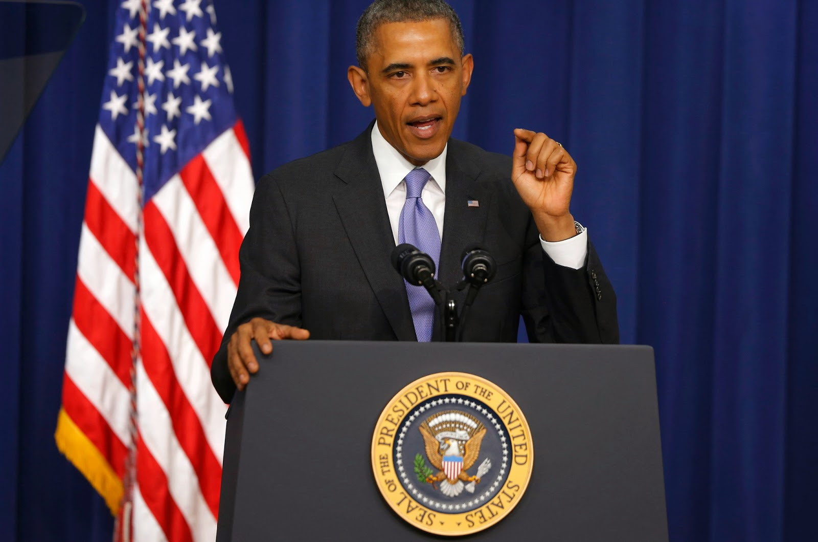 Nasehat Obama Tentang Dana Pinjaman