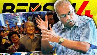 Kehadiran Tun M bukti hanya rakyat boleh ubah Malaysia