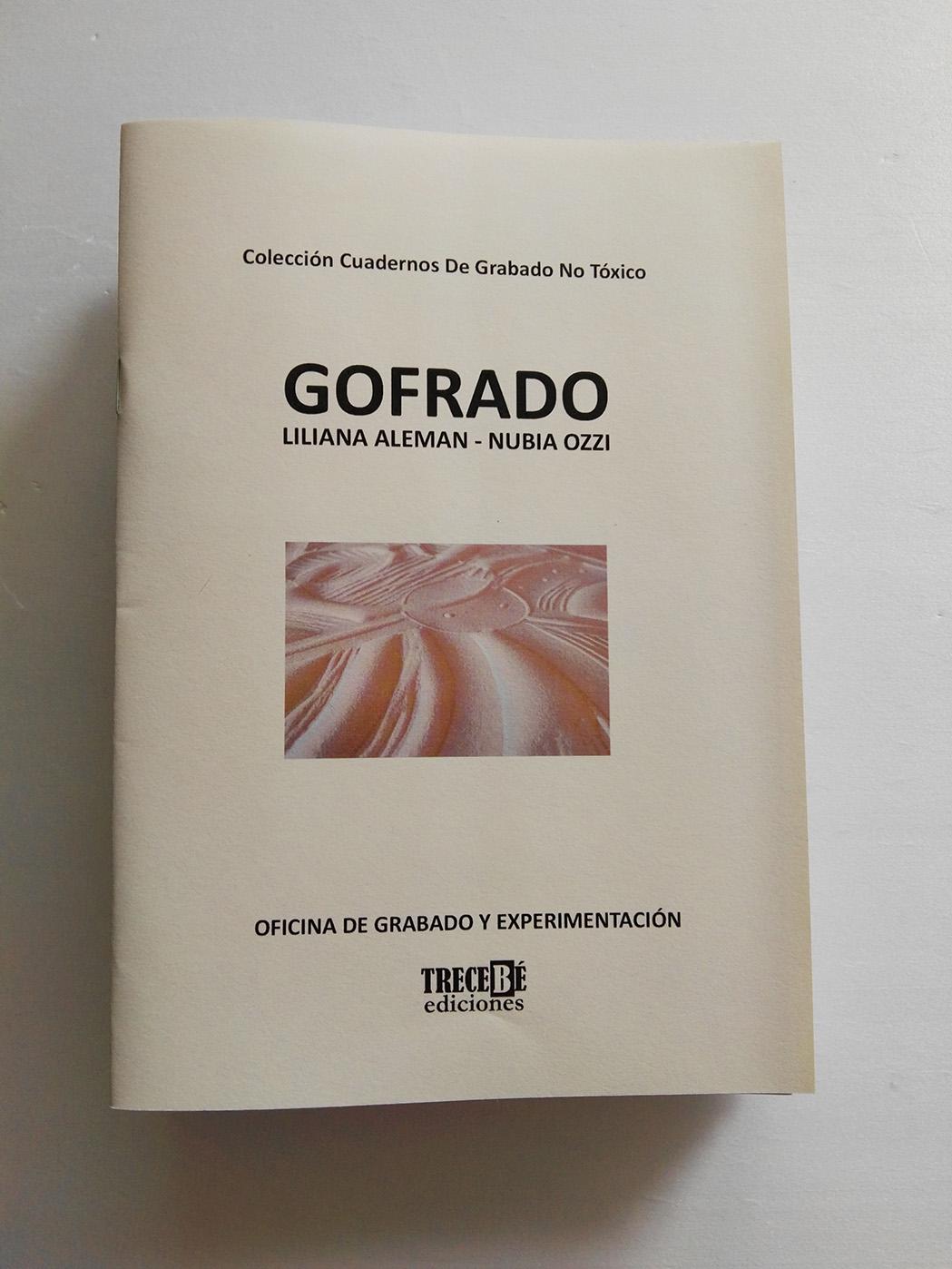 N° 1 GOFRADO