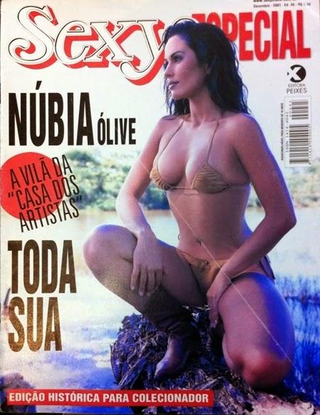 Núbia de Oliveira - Sexy Especial 2001