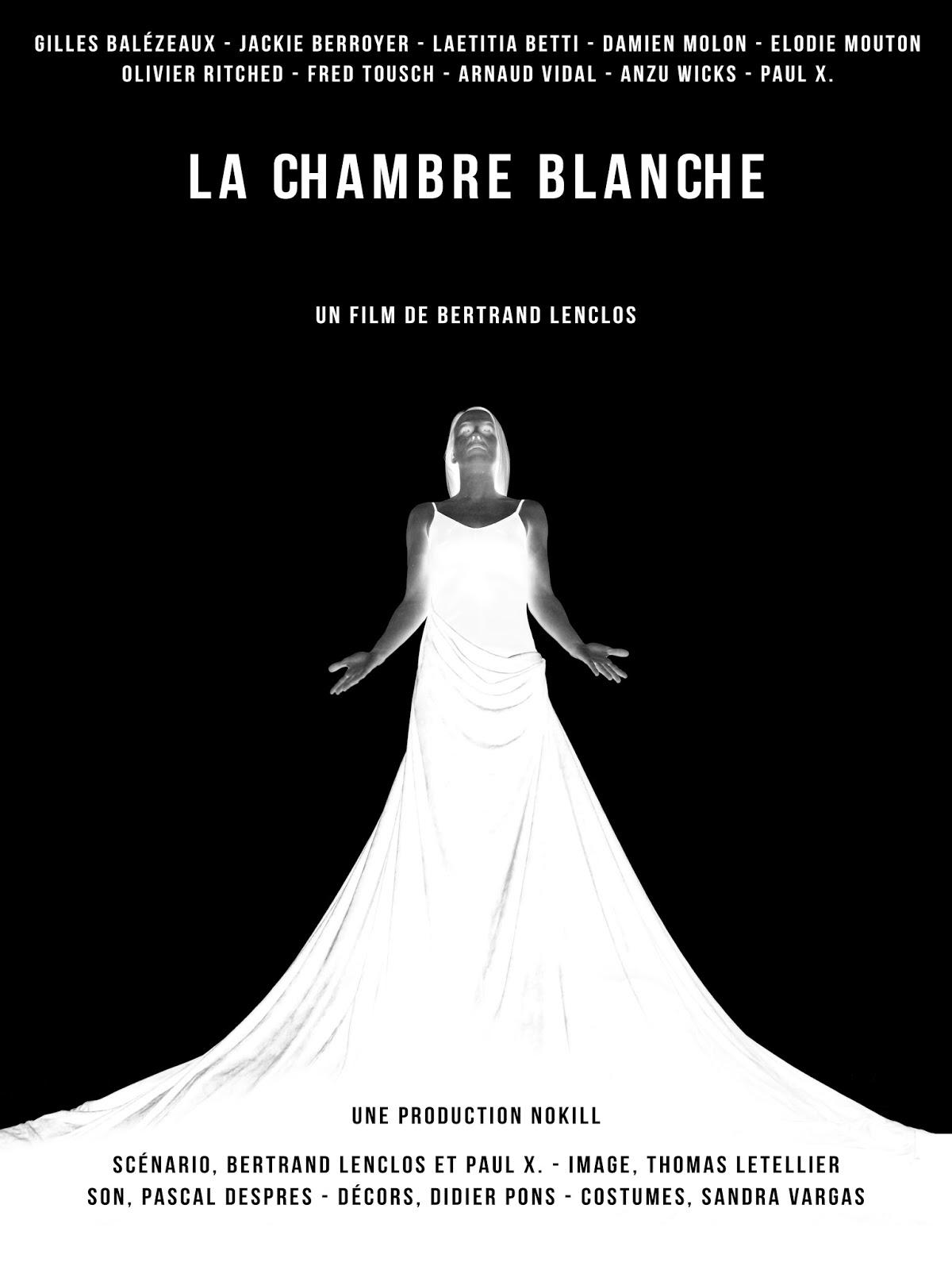 LA CHAMBRE BLANCHE