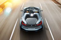 BMW i8 Concept Spyder Wallpaper 03