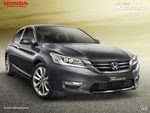 Spesifikasi All New Honda Accord